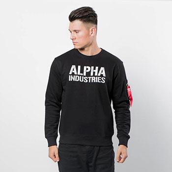 Alpha Industries - ubrania, które podbijają wszechświat