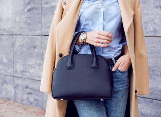 Stylizacje z torebkami DKNY, które Cię zauroczą