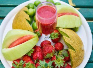 jak jeść melona