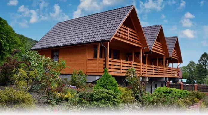 Zalety i rodzaje domków drewnianych