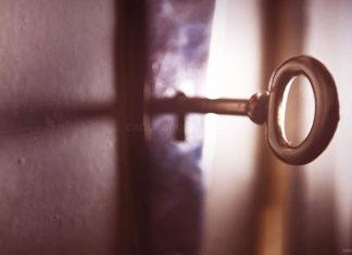 Drzwi harmonijkowe do domu