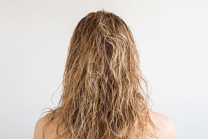 Wybierz odżywkę do rodzaju włosów