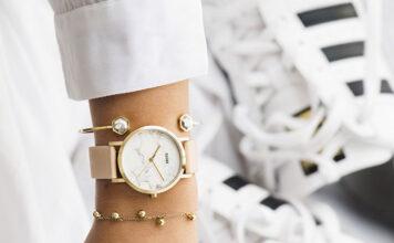 Zegarki w stylu glamour dla kobiet