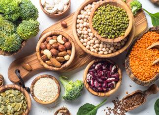 Produkty bogate w białko roślinne