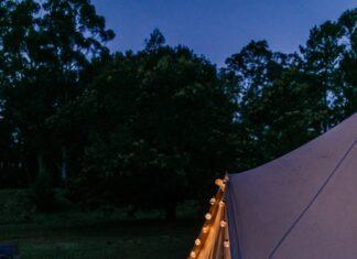 Wynajem namiotów harcerskich